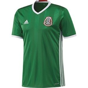 Mexican National Team Soccer Jersey World Cup 16'